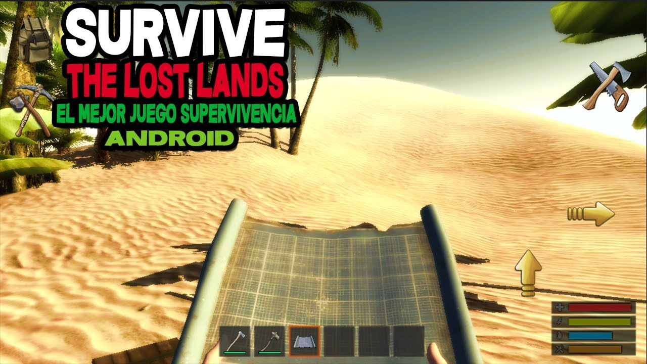Survive : the lost lands