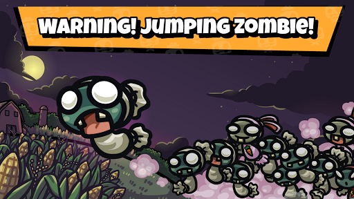 Jumping Zombie